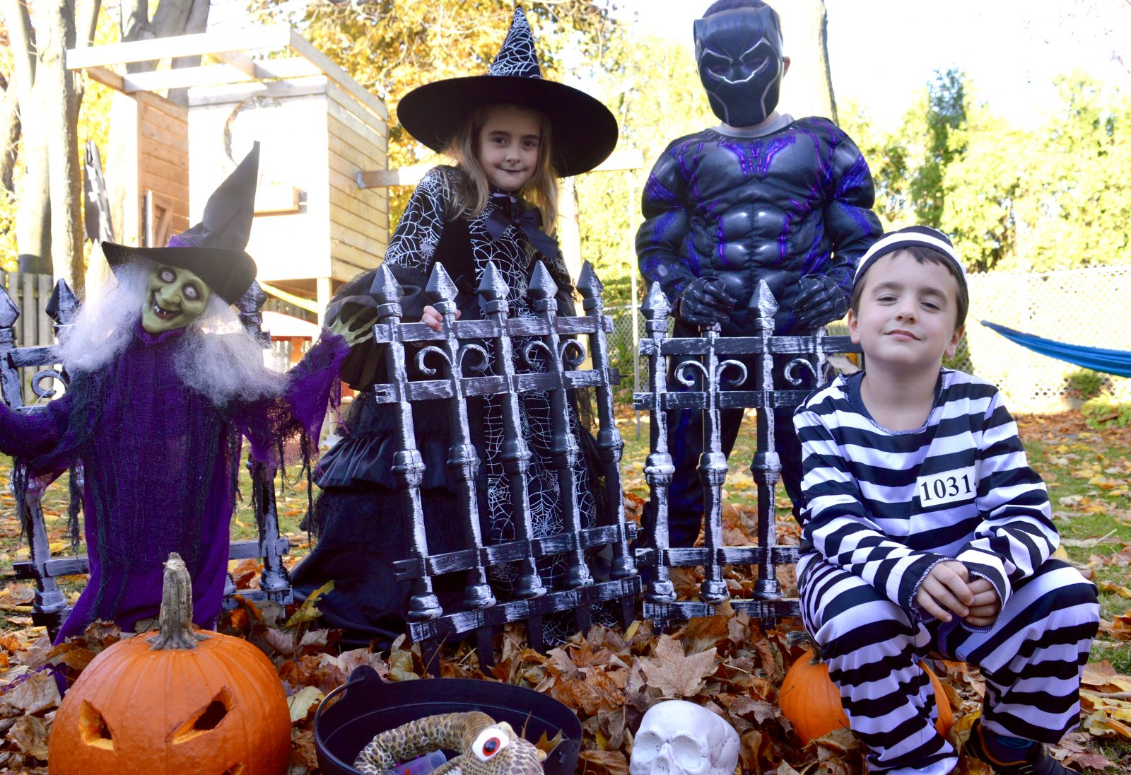 Halloween Safety tips from the SD&G OPP