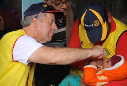 Rotary Club continues fight against polio