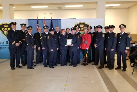 South Glengarry first responders receive commendation