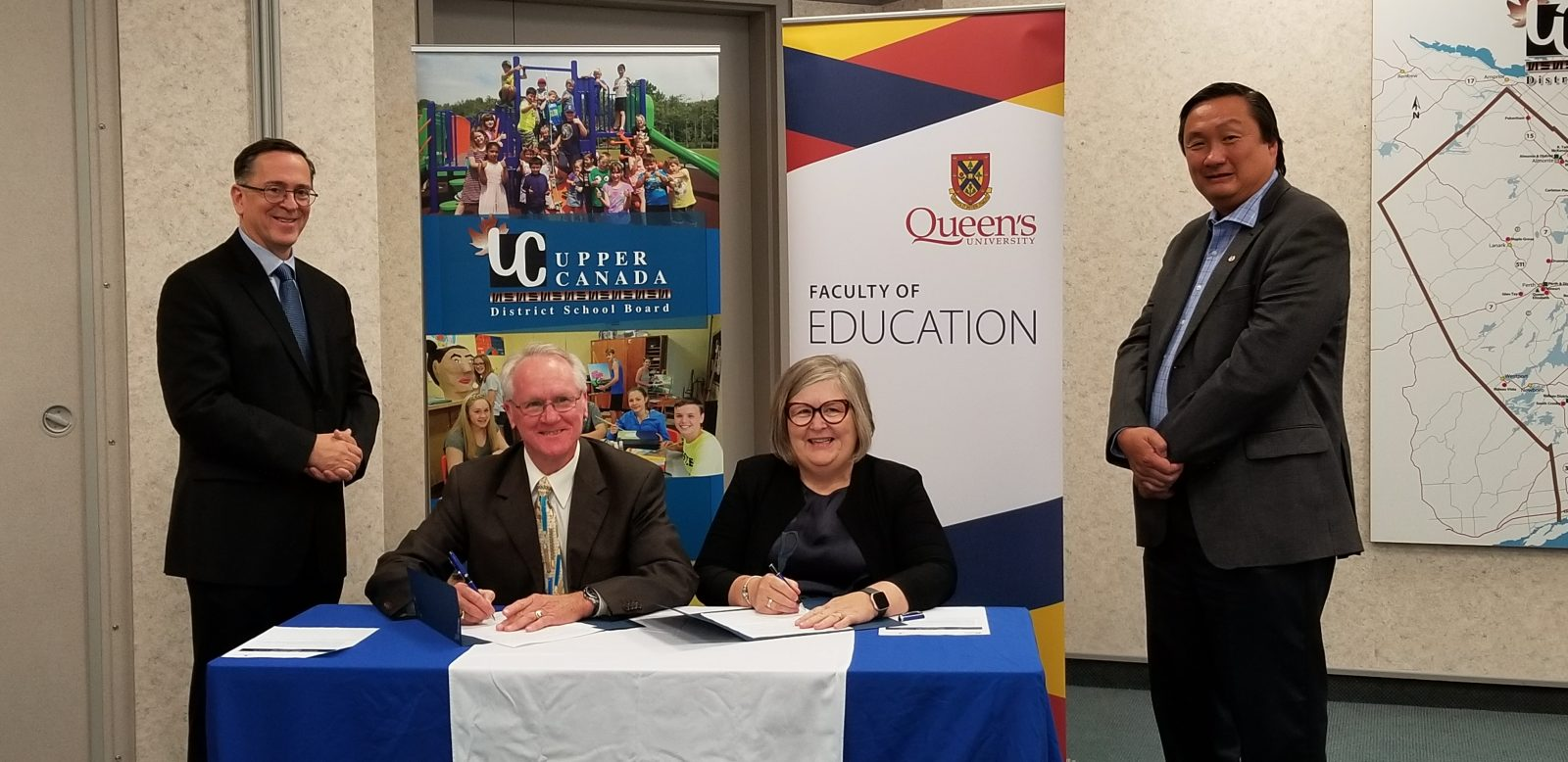UCDSB partners with Queen's for rural and remote education