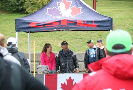 Rain delays Pan Am Bass Championship