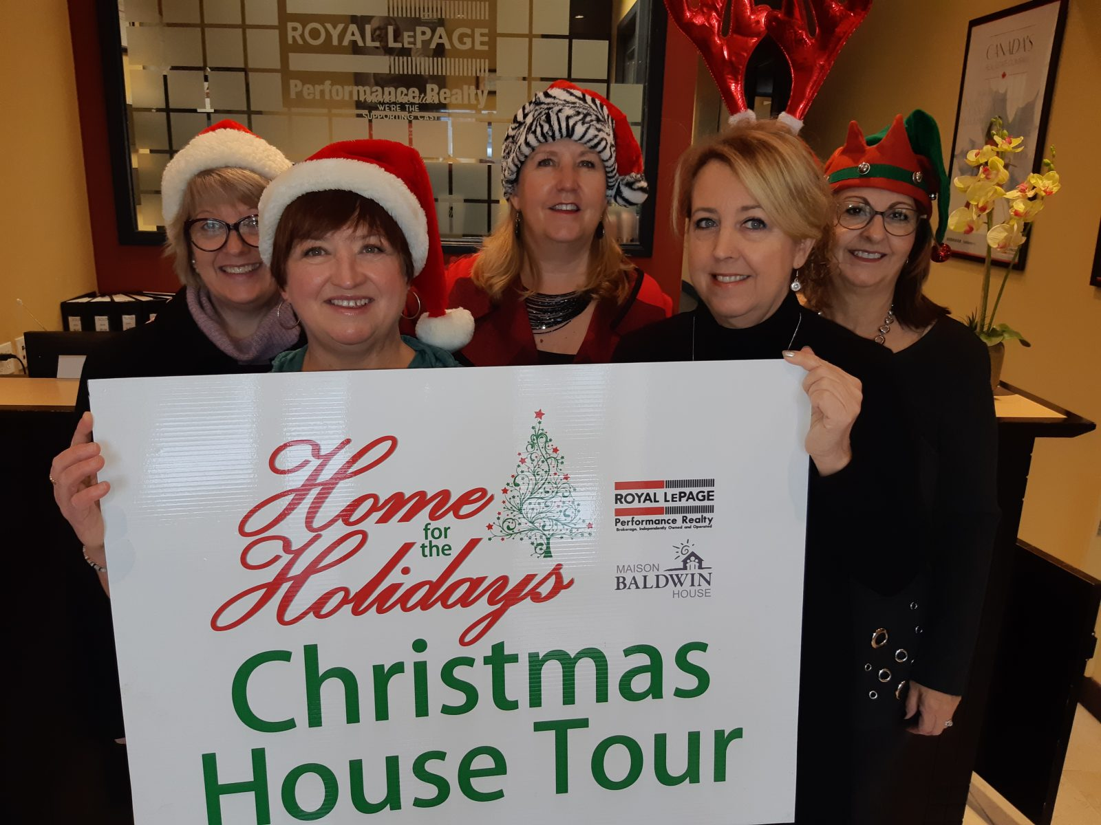 It's Home for the Holidays with Royal LePage