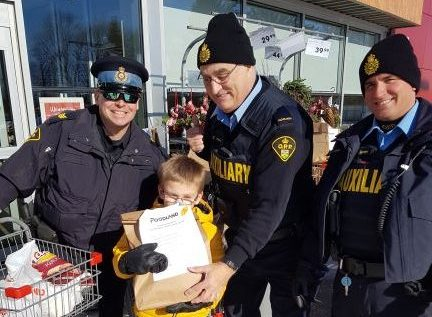 Stuff the Cruiser collects over 4,000 lbs of food