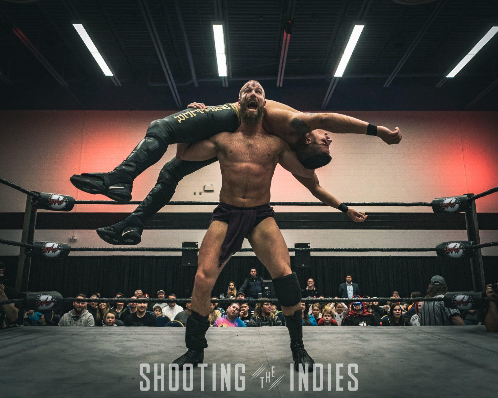 Seaway Valley Wrestling's big showdown coming Oct. 23