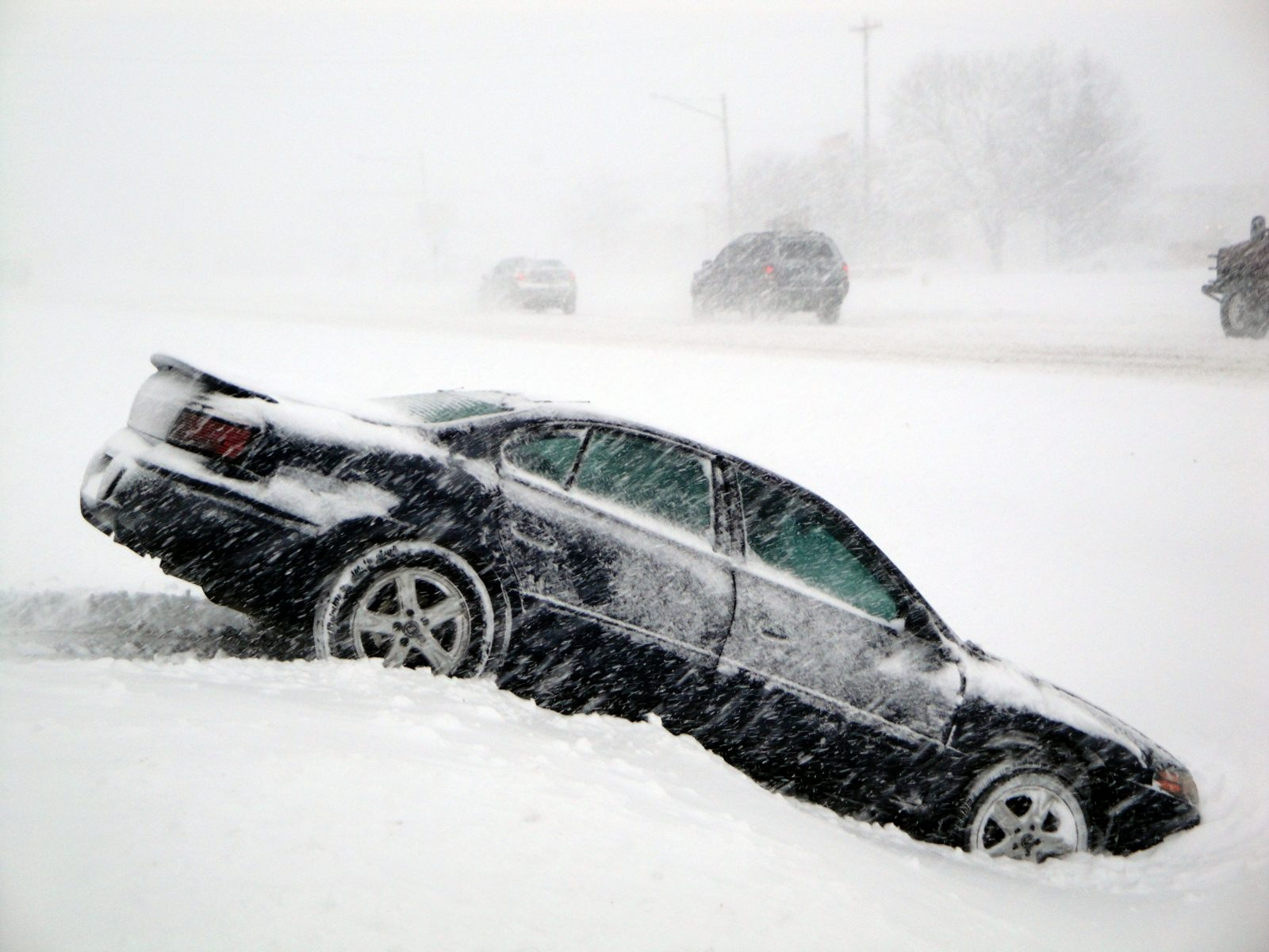Over 60 accidents in Cornwall and SD&G after first snowfall