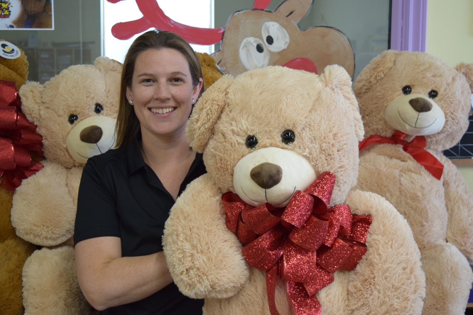 Bear-A-Thon supports loving Christmas for kids