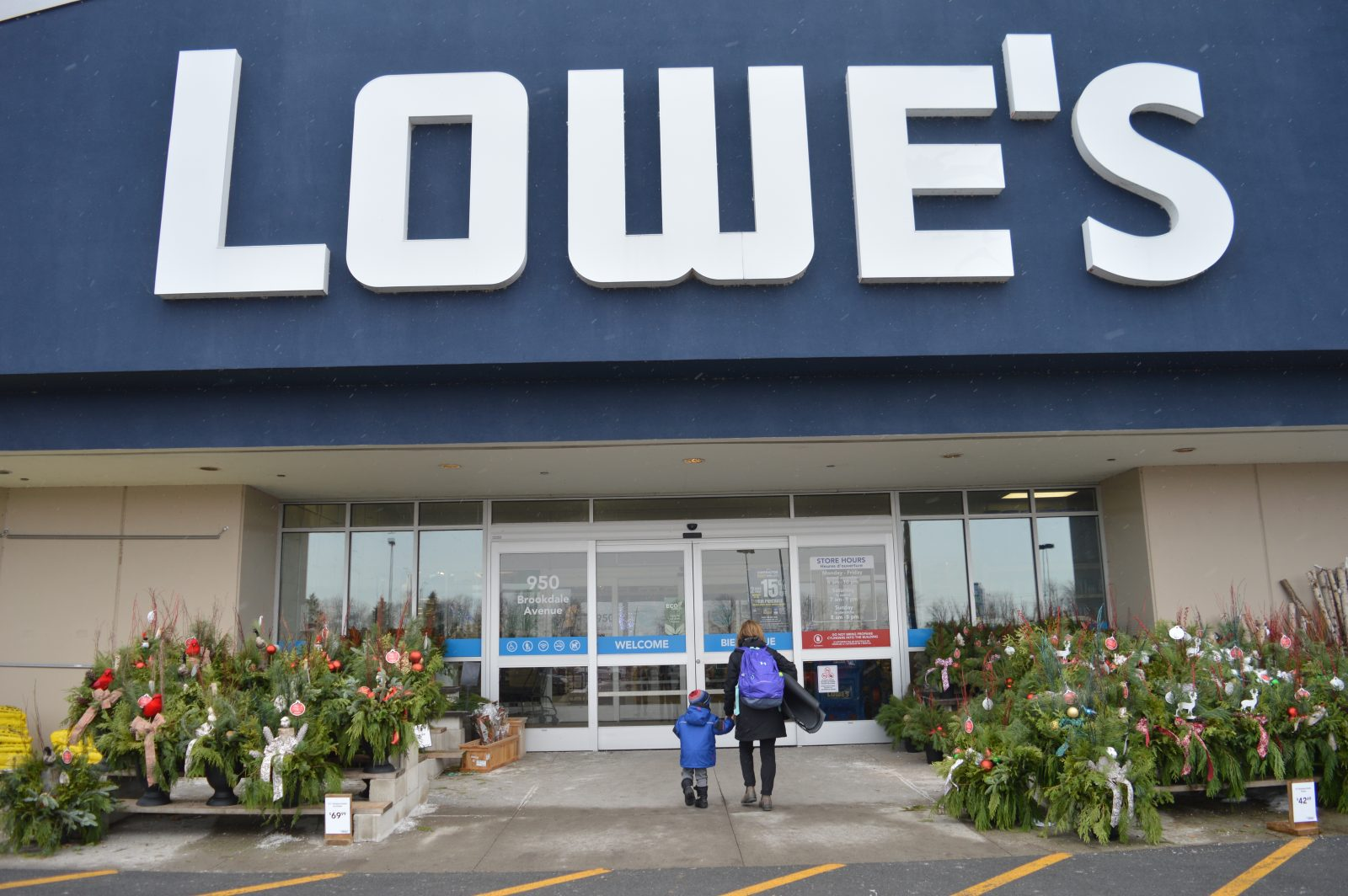 Lowe's Cornwall one of 34 'underperforming' locations, set to close