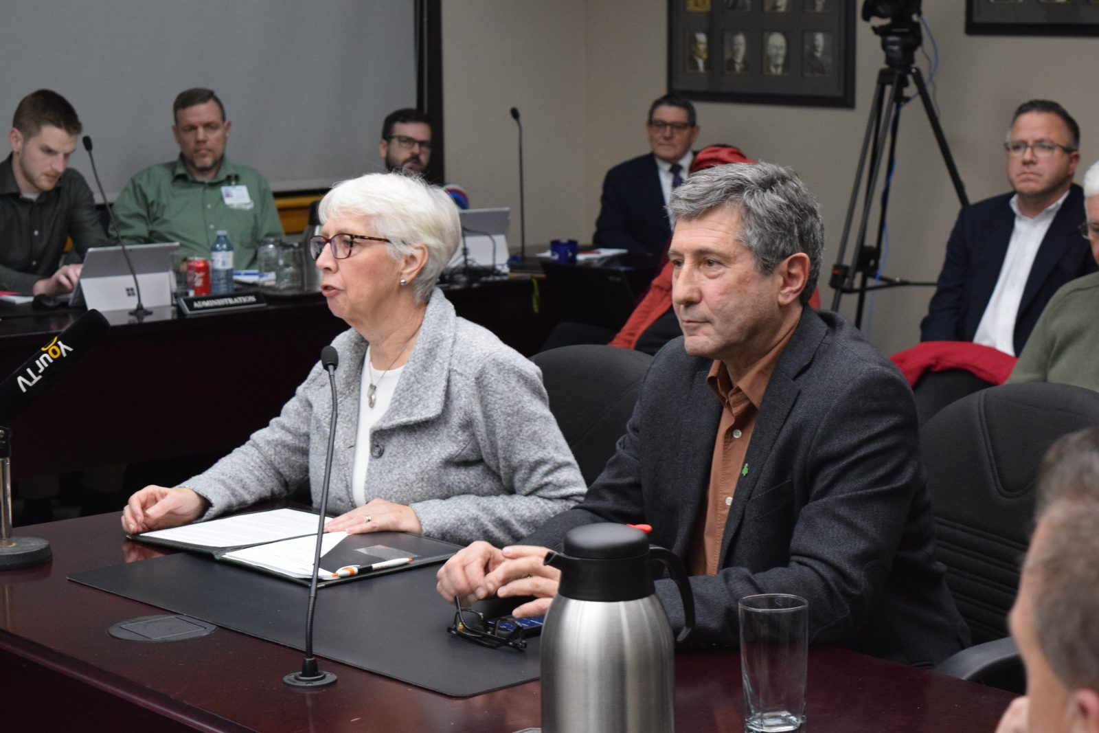 Council considers growing canopy