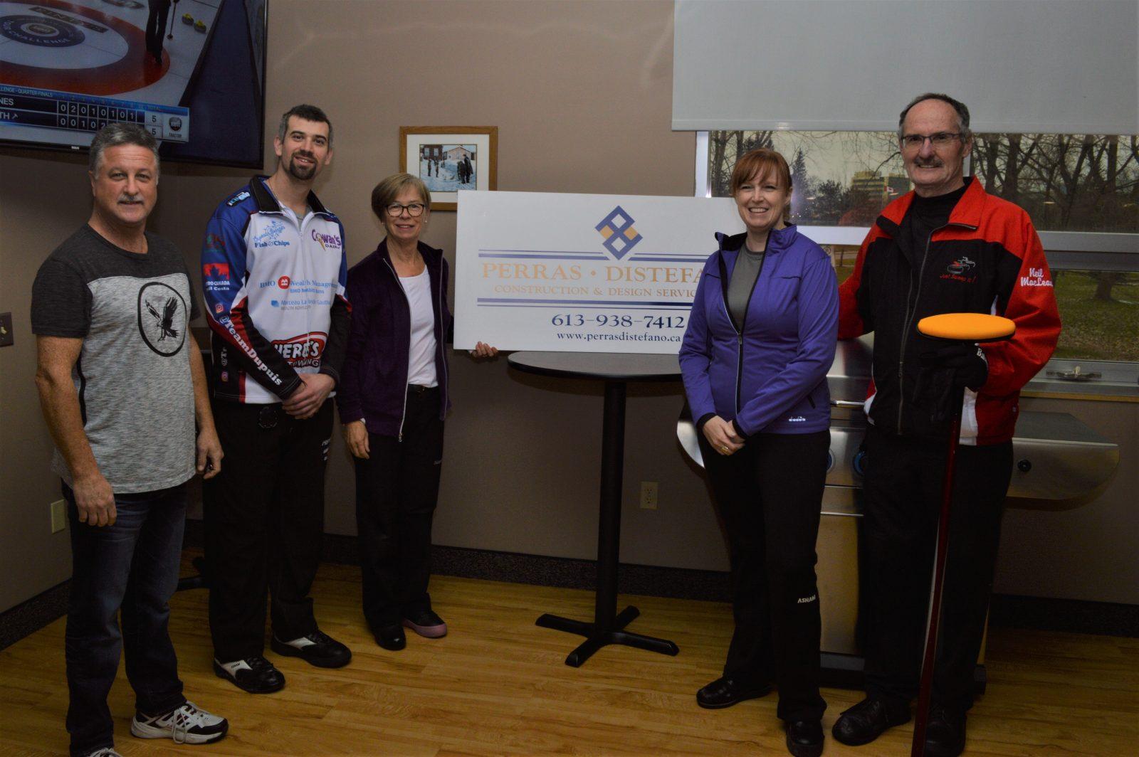 Region's curlers in Cornwall for Julie Bridger Bonspiel