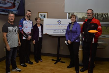 Region's curlers in Cornwall for Julie Bridger Bonspiel