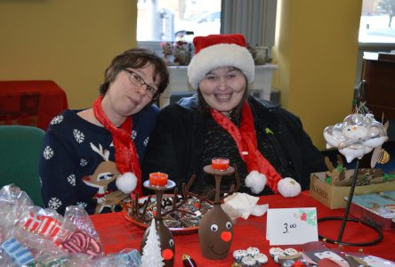 Different Abilities on display at craft show
