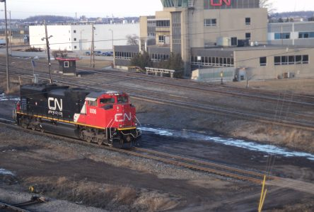 CN Rail strike over