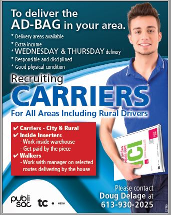 AD-BAG Carriers