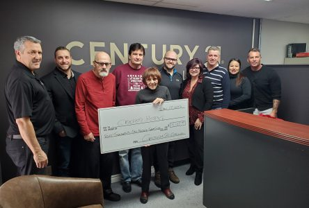 Century 21 homes support Hospice