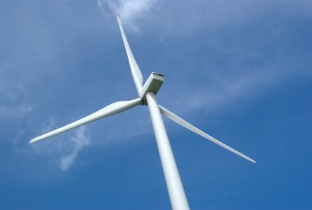 Province cancels North Stormont wind project