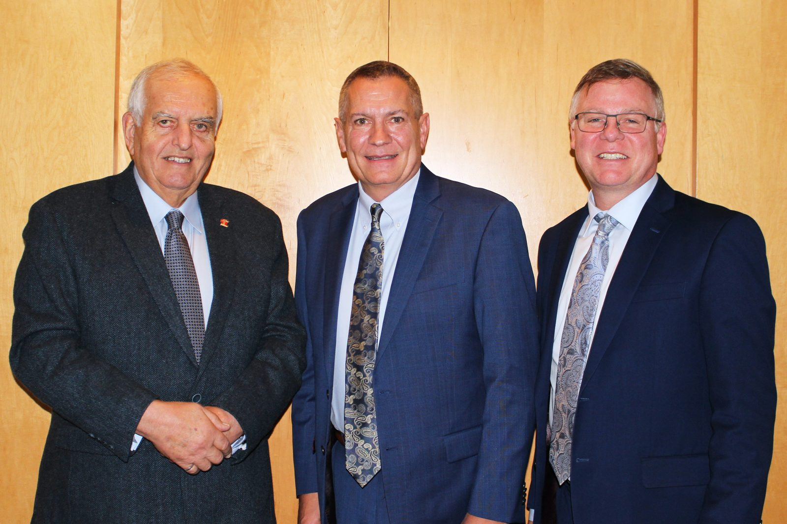 Lalonde, Eamer, re-acclaimed to Catholice School Board