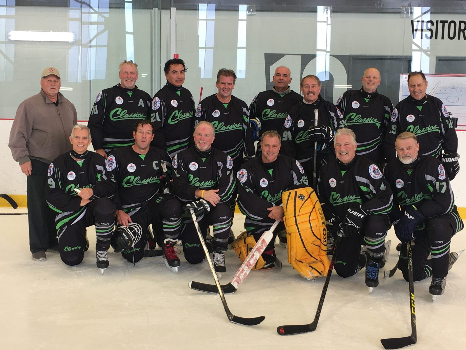 60+ Cornwall Classics qualify for Canadian Championships
