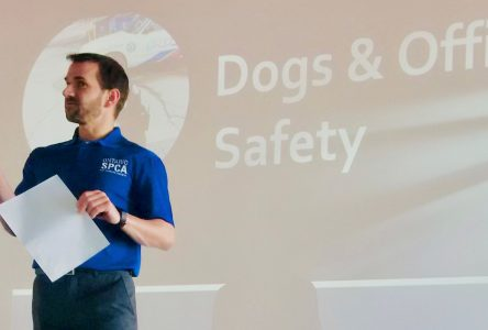 CPS completes training with OSPCA to better protect animals