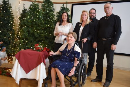 Lights of Hope support St. Joseph's Continuing Care Centre