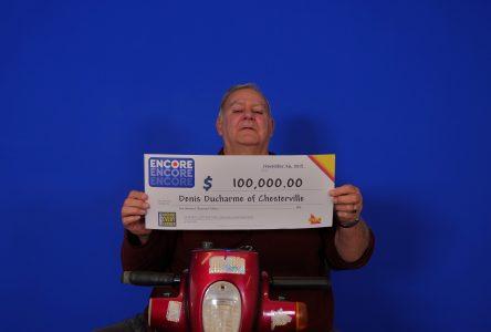 ENCORE winner in Chesterville
