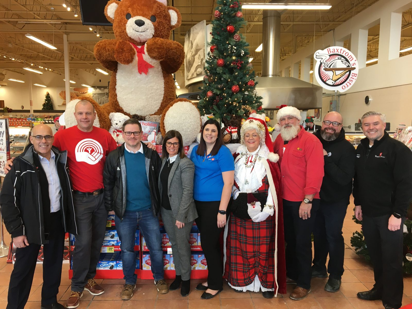 United Way Celebration Sleigh winner announced