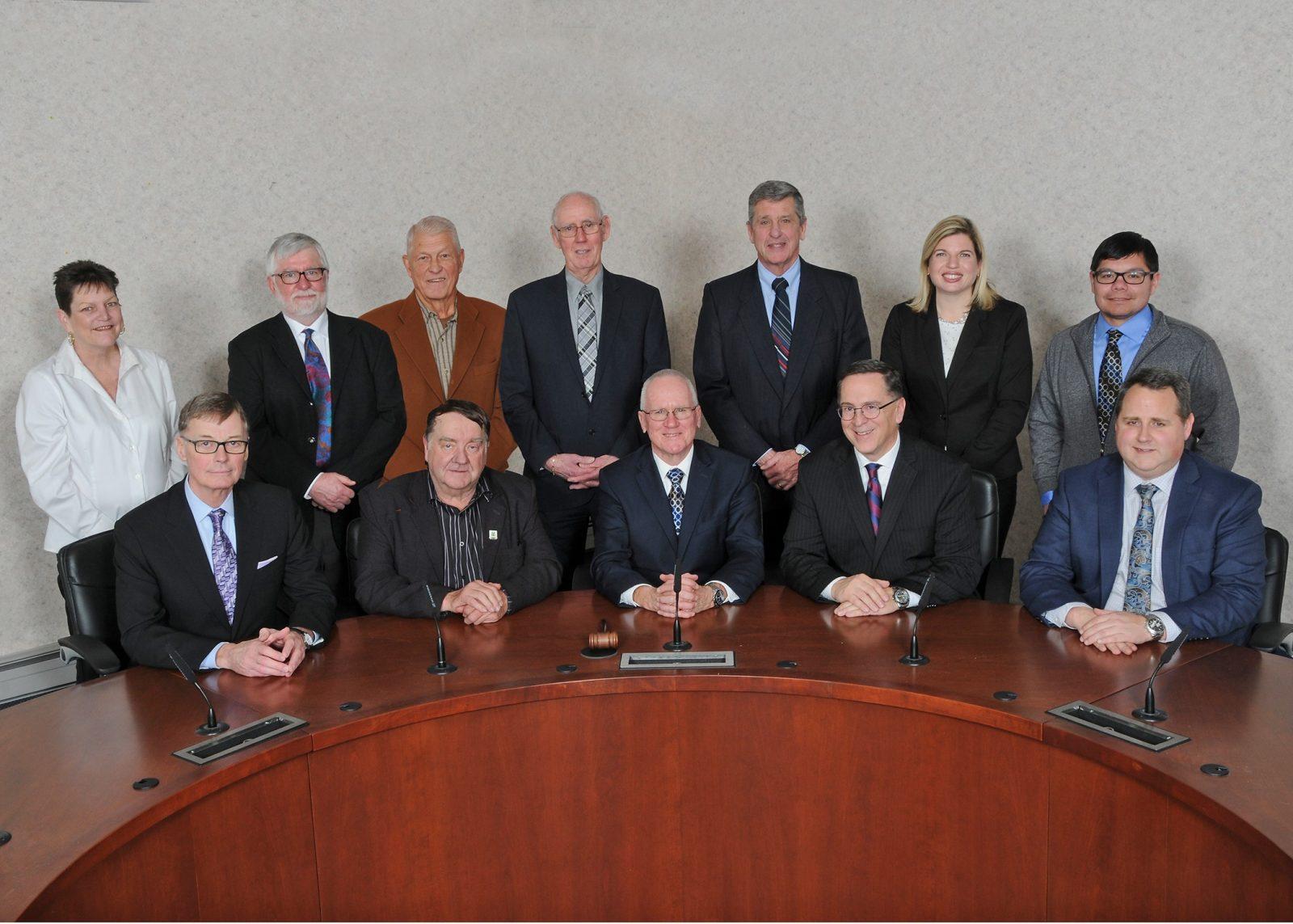 McAllister, MacPherson return as UCDSB Chair, Vice-Chair