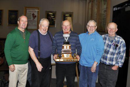Marcel Morin Memorial Trophy Bonspiel