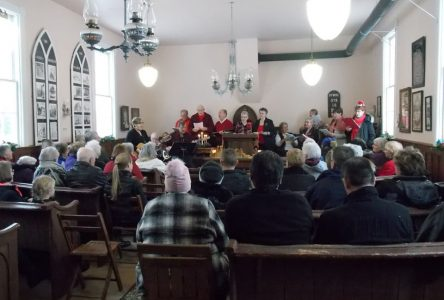 Lost Villages hosts Christmas Advent