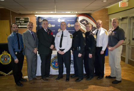 Cornwall Police Service partners with wounded warriors