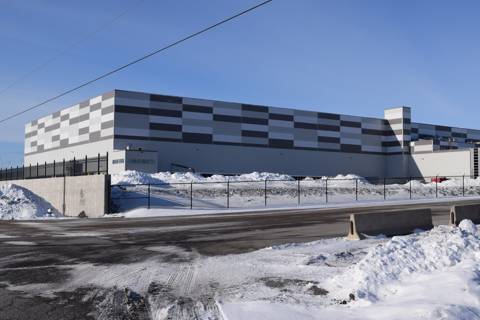 Loblaws expanding distribution centre in Cornwall