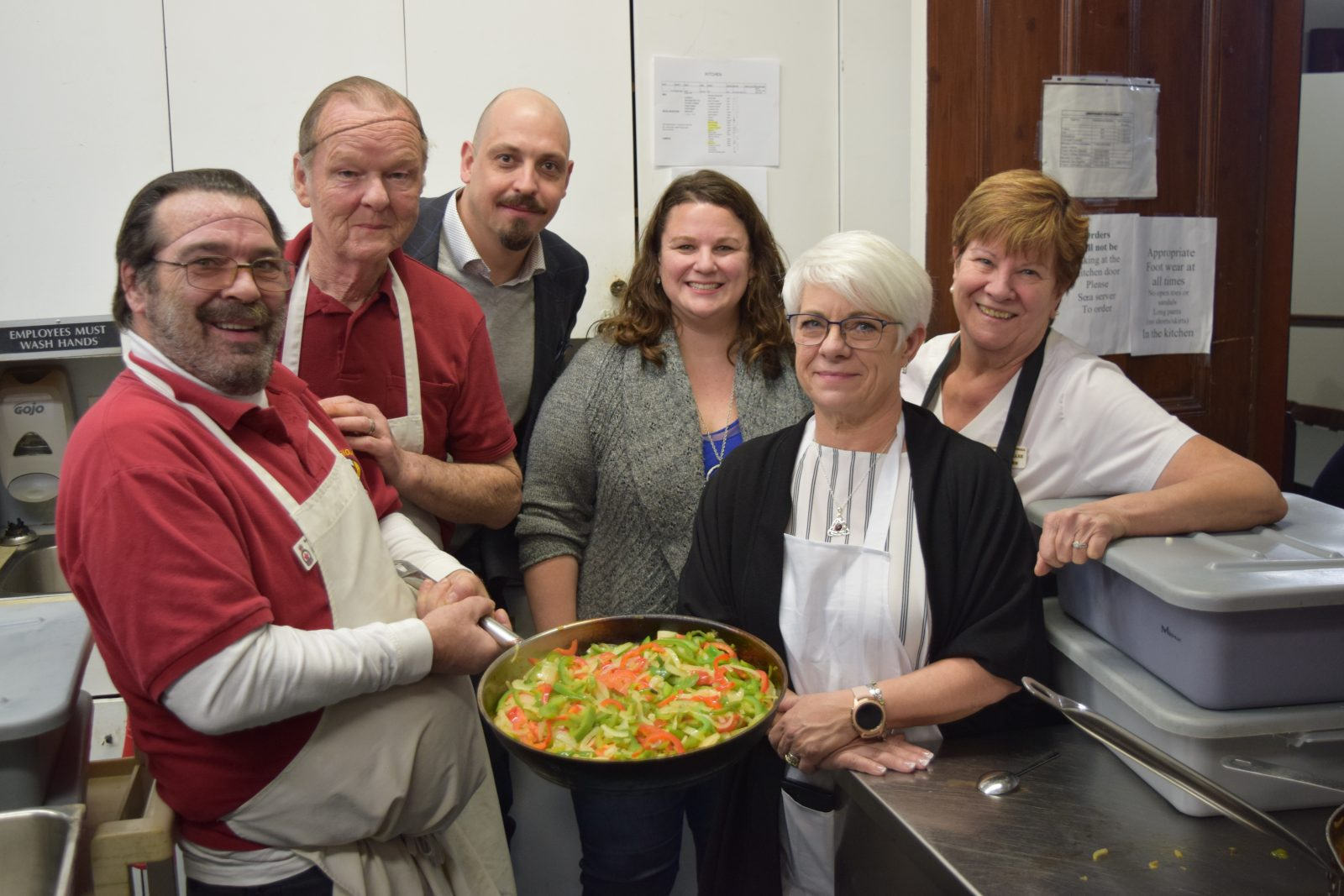 A taste of Italy for the United Way