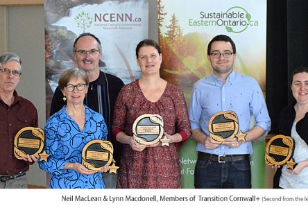 Tranisition Cornwall+ recognized for supporting sustainability