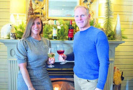 Wine Show supports River Institute