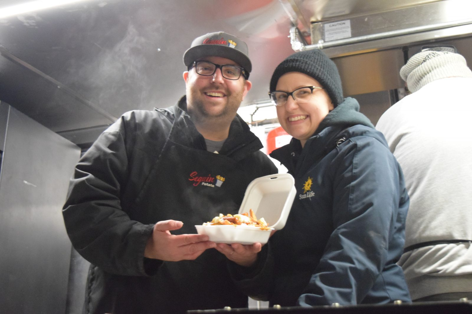 Séguin Patate rolls out new chip truck