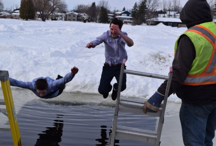 SLIDESHOW: North Glengarry takes the plunge
