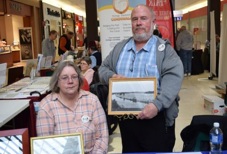 United Counties heritage on display at Cornwall Square