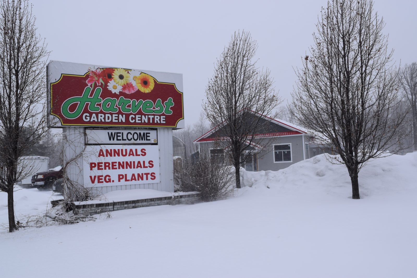 New market coming to Harvest Garden Centre