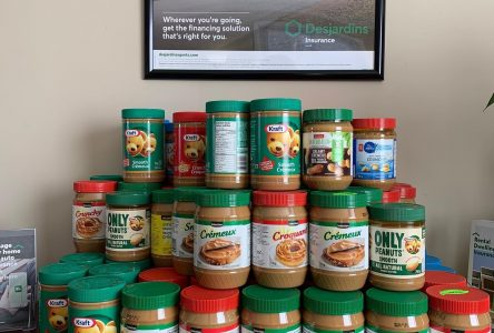 Peanut Butter Challenge returns, supports Agapè