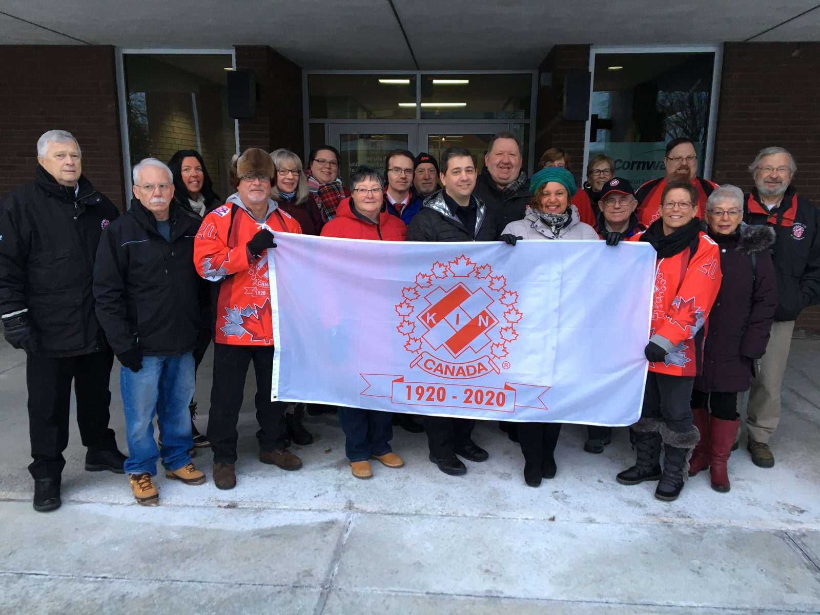 Kinsmen support community throughout the week