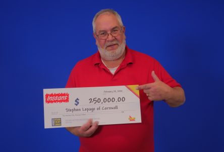 Cornwall man wins big at Instant Monopoly