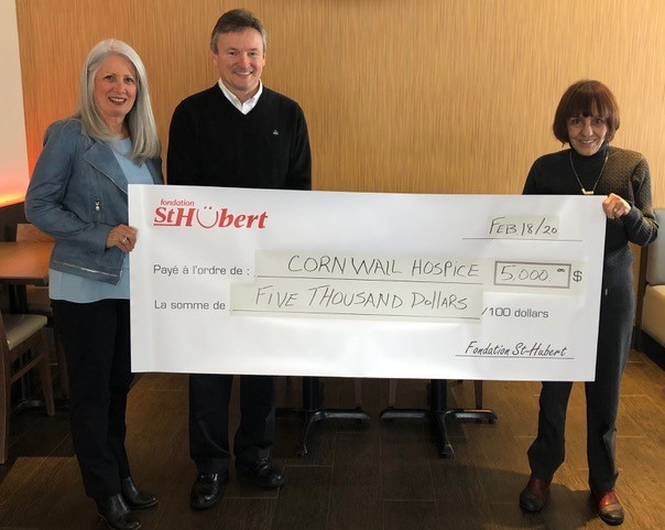 St. Hubert's supports Hospice