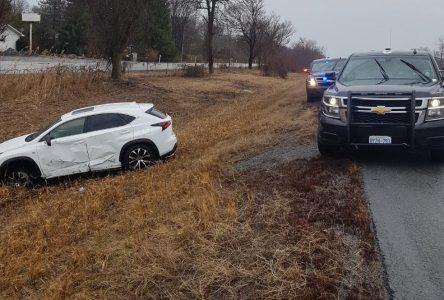 OPP recover stolen vehicles