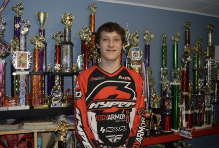 Local athlete qualifies for BMX World Championships