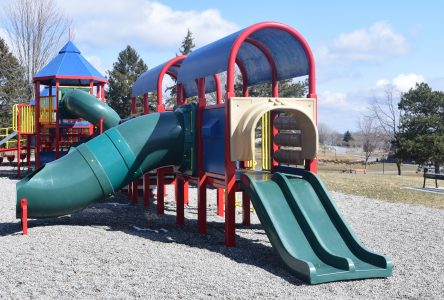 Cornwall play structures open to the public