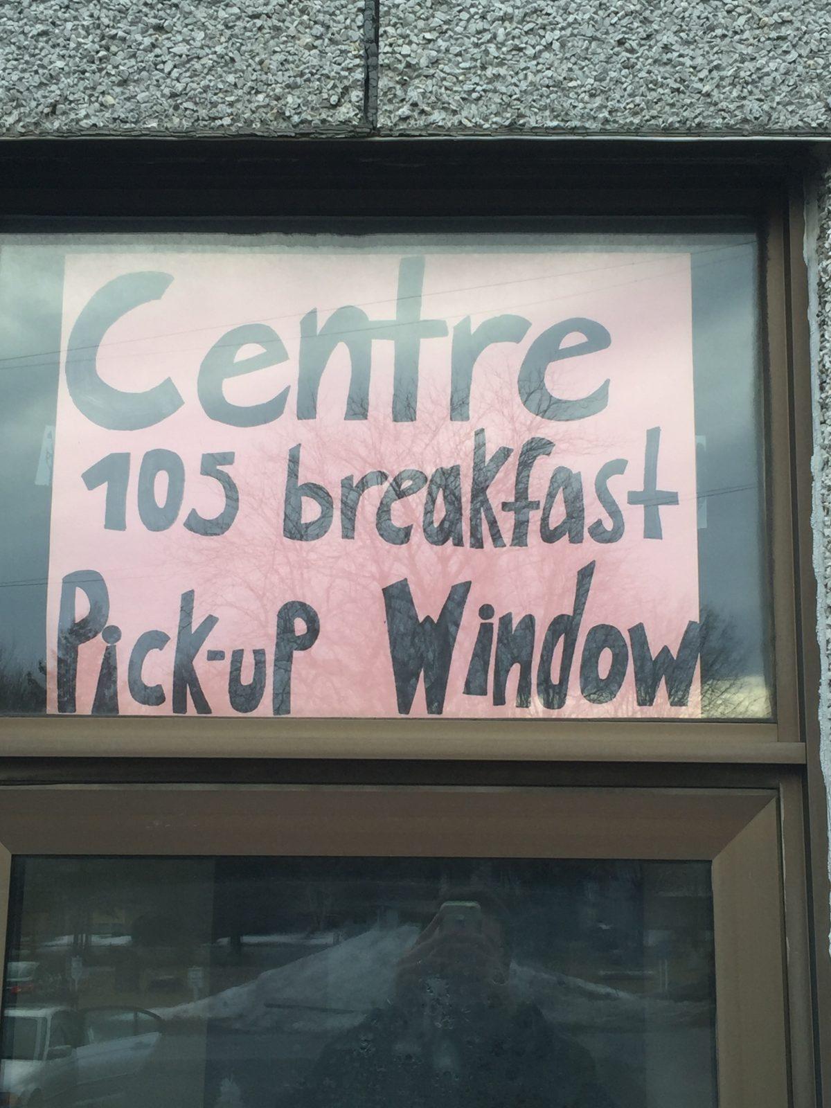 Centre 105 seeking support