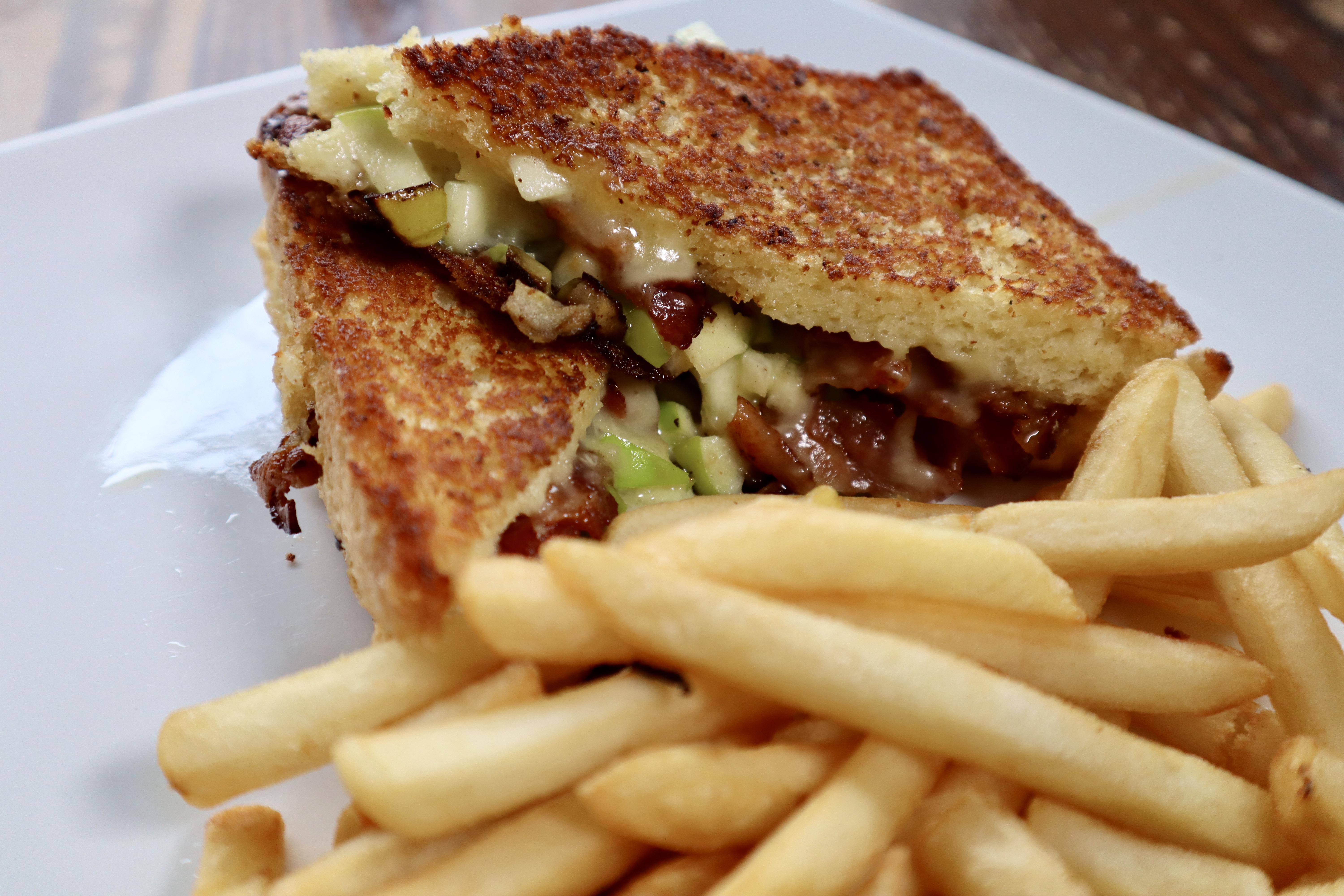 King George, Taste Tour Grilled Cheese, Cornwall, Ontario
