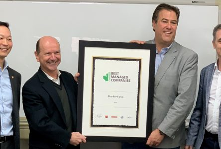 Morbern named one of Canada's best managed companies
