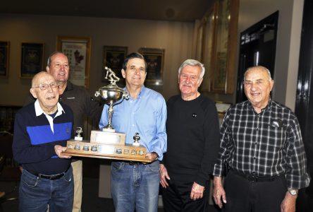 Bob Trueman Trophy results