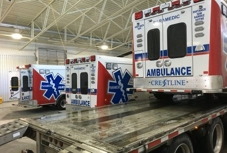 Cornwall SDG paramedic service adding ambulances to the road