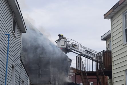 McConnell Ave. fire caused by smoking